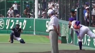 高校野球2018金足農業吉田輝星投手の投球練習が連投なのに全く疲れを感じさせない!さすが怪物級