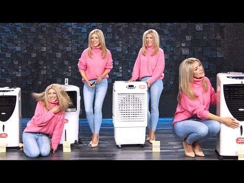 Katie Steiner ist richtig heiß! Bei PEARL TV (Juni 2019) 4K UHD