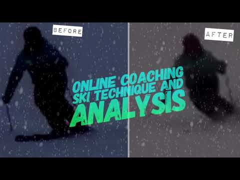 Advanced skier analysis - results from online coaching with Tom Gellie