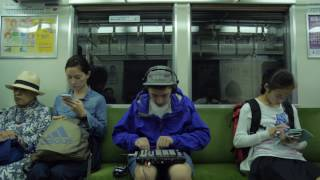 Ally Mobbs OP1 and MPC 500 on the Subway