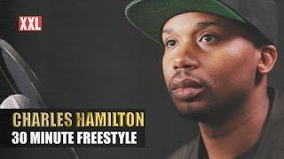 Charles Hamilton Freestyles Live for 30 Minutes in XXL Studio