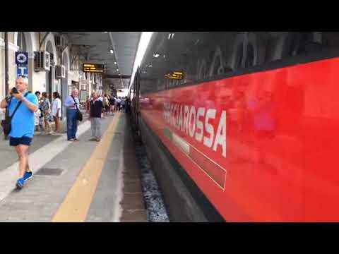 Nuovo orario ferroviario, poche possibilità di avere nuovamente la fermata a Sapri del Frecciarossa