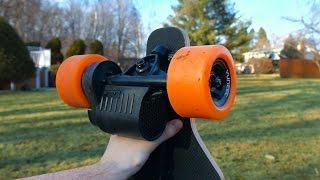 E‑GO Electric Skateboard Review