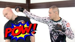 3 Tips to Take a Punch to the Head and Maybe Not Get Knocked Out