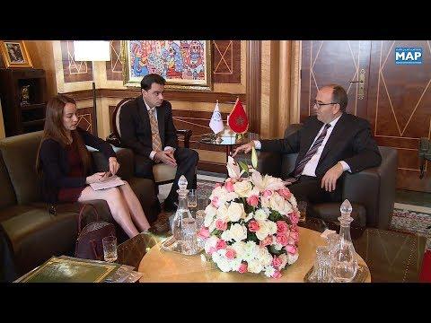 العرب اليوم - شاهد: رئيسة الاتحاد البرلماني الدولي تُشيد بالمسار الديمقراطي في المغرب