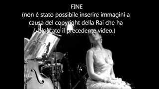 Olivia Sellerio, Lu jornu ca cantavanu li manu [m'ha lassari e ti n'agghiri] (montaggio audio) ©