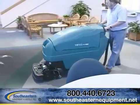Tennat 1610-carpet cleaning machine-second-hand. 10378. Start price :