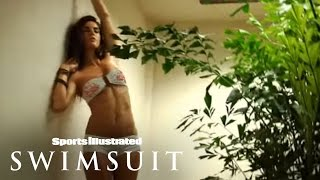 Hilary Rhoda First Ever Shoot In The Grenadines | Sports Illustrated Swimsuit