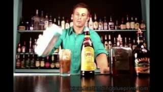DIVE BARTENDING: Orgasm Drink Recipe