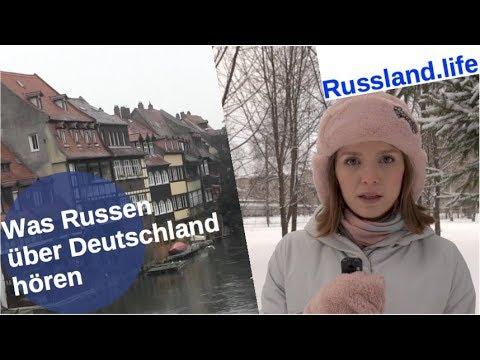 Was Russen über Deutschland hören! [Video]