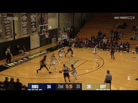 Mens Basketball Highlights Bryant Vs Saint Francis U 12 31 17