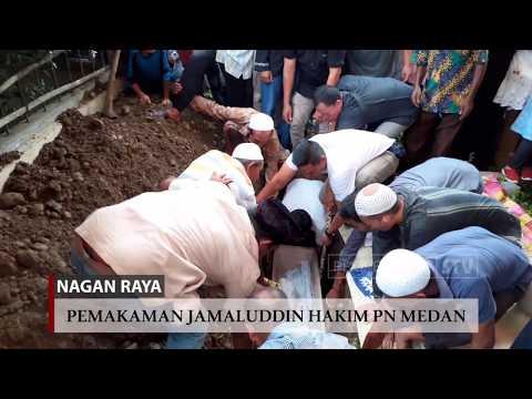 Prosesi Pemakaman Jamaluddin Hakim PN Medan, Sabtu (30/11/2019) | SEURAMOE TV