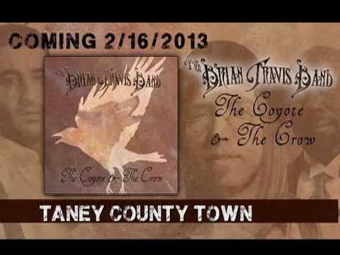 Brian Travis Band -The Coyote & The Crow - Album Preview