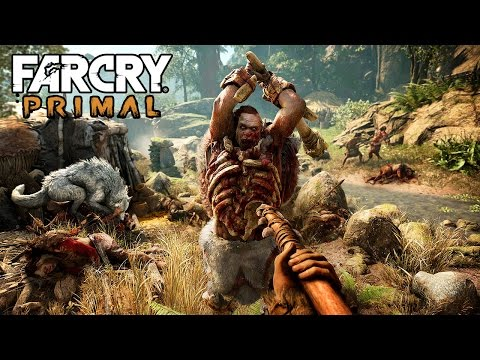 Видео № 0 из игры Far Cry Primal [PS4]