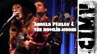 """Angela Perley & The Howlin' Moons """"Town To Town"""" : CIMU SESSIONS"""