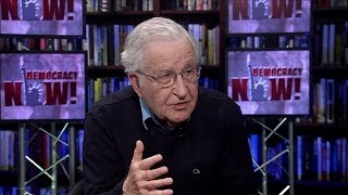 Interesting interview with Noam Chomsky