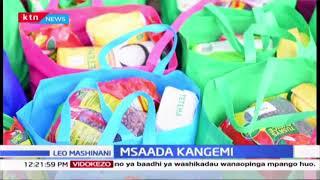Hatua ya msaada Kangemi imechukuliwa na kaunti ya Busia