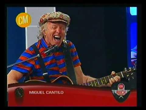 Miguel Cantilo video A dónde quiera que voy - CM Rock 2016