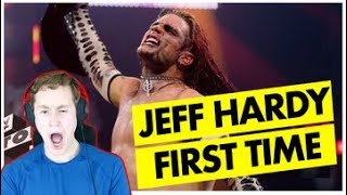 MMA FAN REACTS TO JEFF HARDY FOR THE FIRST TIME (incredible...)