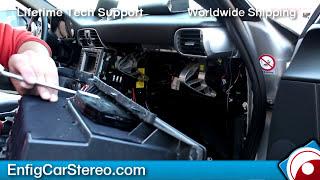 iPhone 7 8 X & Bluetooth | Porsche 911 997 2005-2008 | Dension GW52MO1