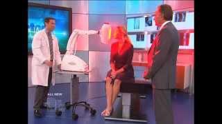 Allumera Skin Treatment on THE DOCTORS