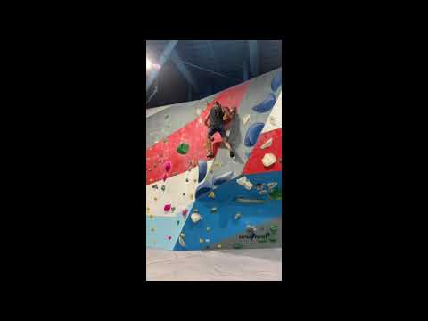 First Ascent: Block 37 - V4