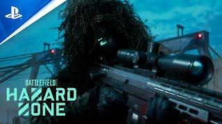 PlayStation Battlefield 2042 - Tráiler PS5 del HAZARD ZONE con subtítulos en ESPAÑOL anuncio