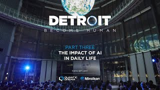 The impact of AI in daily life