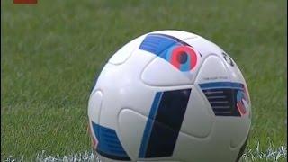 Евро-2016 для сборной России по футболу начнется матчем с англичанами