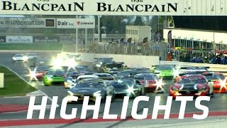 Blancpain GT Sports Club - Misano 2017 - Qualifying Race Highlights