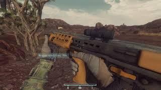 Fallout TTW Operation Blazing Desert