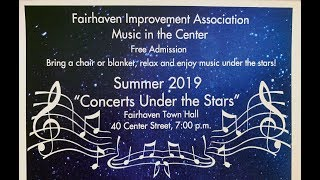 South Coast Jazz Orchestra | 2019 Fairhaven Concerts Under the Stars