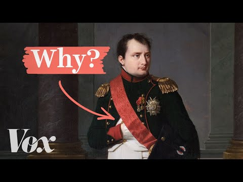 The Secret Behind Napoleon Bonaparte's Signature Pose