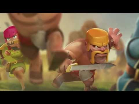 Clash of Clans wideo
