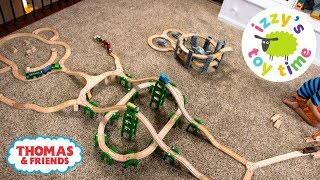 Thomas and Friends MR FUZZY CHALLENGE! Toy Trains for Kids | Videos for Children