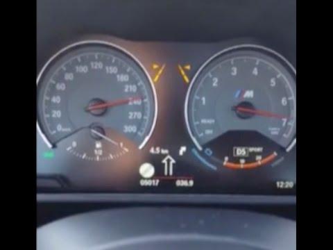 BMW M2 sounds - start up, revs, accelerating, Autobahn top speed run