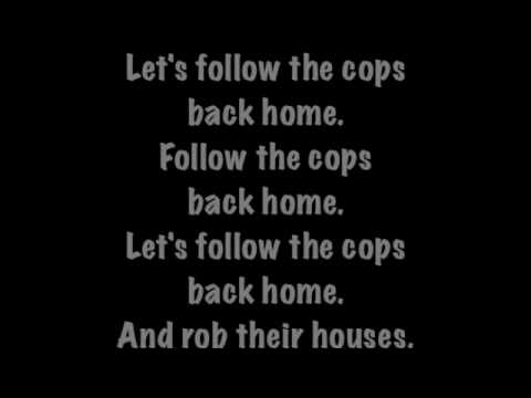 Follow the Cops back Home - Placebo.