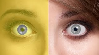 Video kaarten met optische Illusies, 5 optische illusies