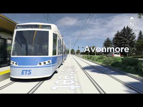 Valley Line LRT Animation Mp3
