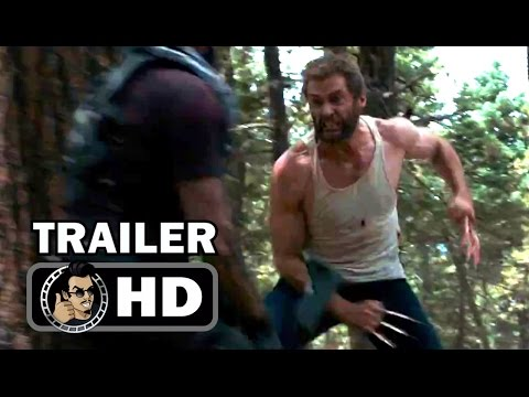 LOGAN Official Red Band Trailer #2 (2017) Hugh Jackman Wolverine Movie HD
