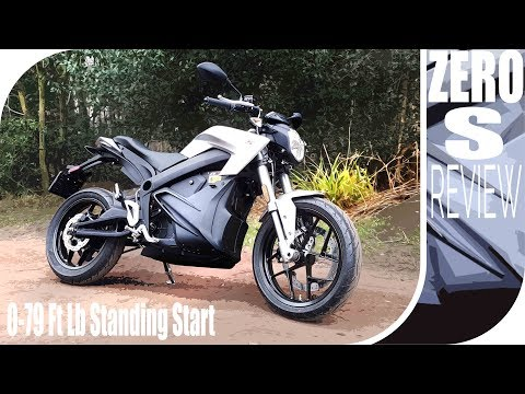 2018 Zero S | First Ride Review