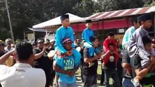 preview picture of video 'kampung cheh kati kuala kangsar (berarak peserta kompang) 29-11-2014'