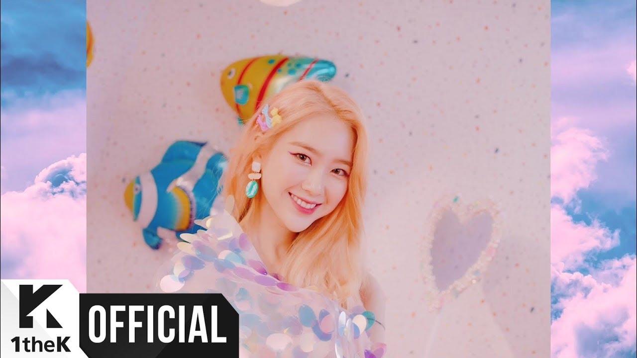 [Korea] MV : OH MY GIRL - BUNGEE (Fall in Love)