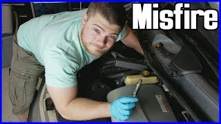 How to Tell Which Cylinder is Misfiring!