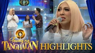 Tawag ng Tanghalan: Vice Ganda proudly shares how his mother cooks.