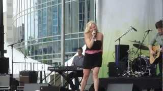 Julie Roberts - Break Down Here (Live CMA Fest 2012)