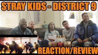 STRAY KIDS   DISTRICT 9 MV REACTIONREVIEW