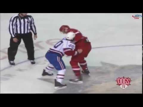 Gabriel Dumont vs. Jared Staal