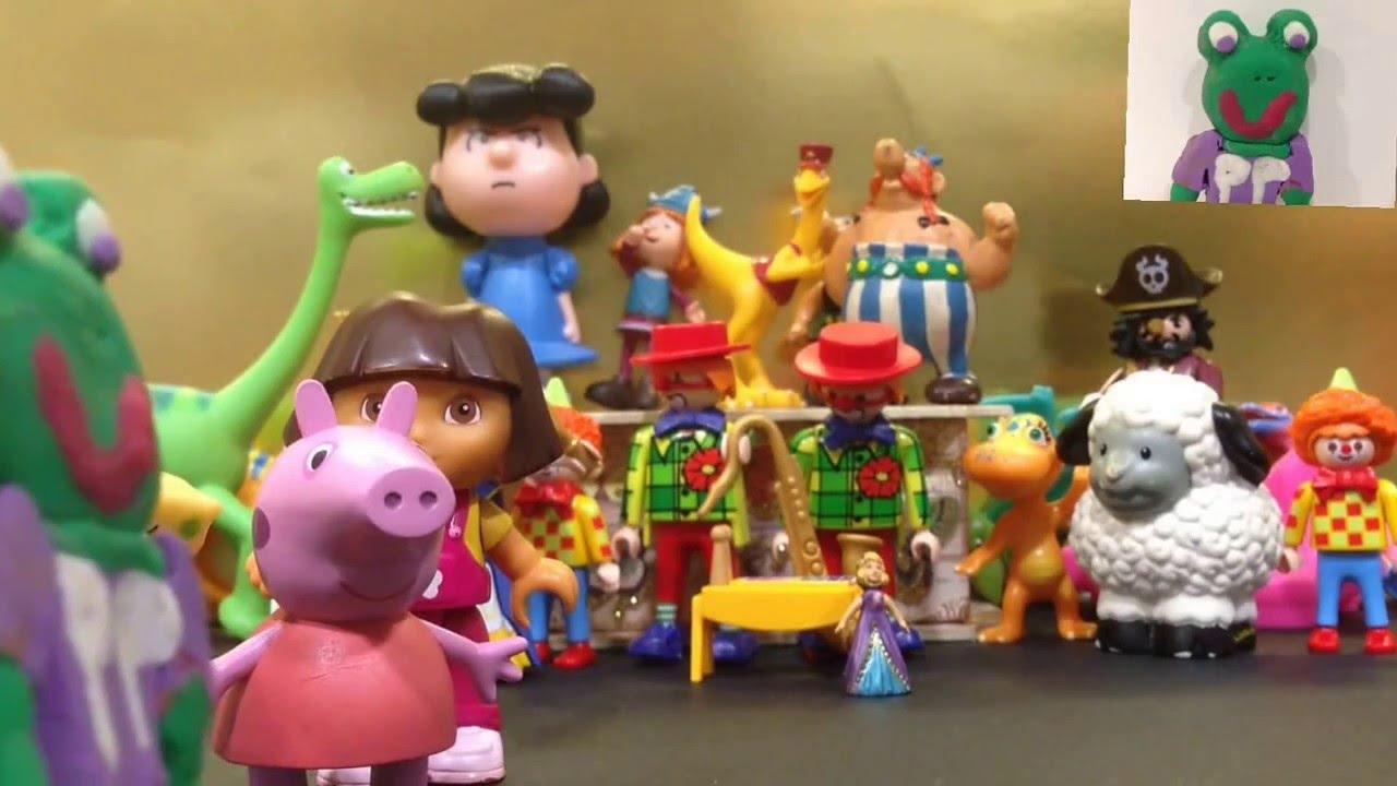 El Sapo Pepe, Peppa Pig y todos sus amigos