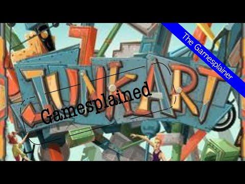 Junk Art Gamesplained - Part 1